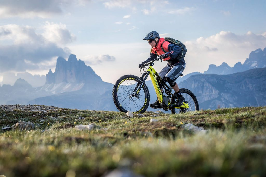 E-Bike-Tour in Südtirol